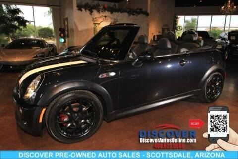 2007 MINI Cooper for sale at Discover Pre-Owned Auto Sales in Scottsdale AZ