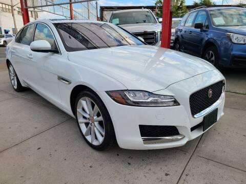 2017 Jaguar XF for sale at LIBERTY AUTOLAND INC - LIBERTY AUTOLAND II INC in Queens Villiage NY