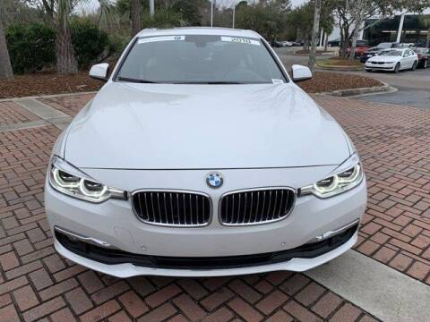 2018 BMW 3 Series for sale at CU Carfinders in Norcross GA