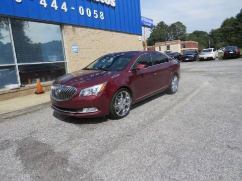 2016 Buick LaCrosse for sale at Southern Auto Solutions - 1st Choice Autos in Marietta GA