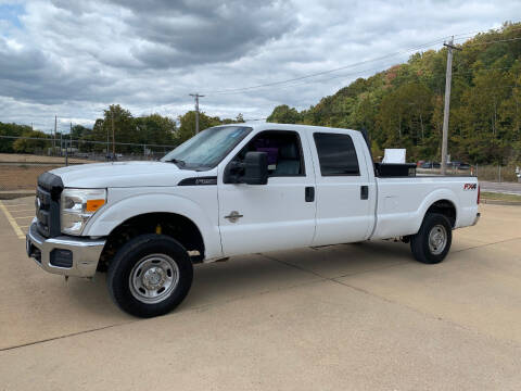 2012 Ford F-250 Super Duty for sale at MotoMafia in Imperial MO