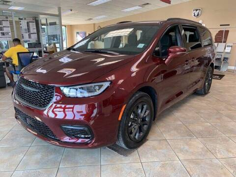 2021 Chrysler Pacifica for sale at CROWN  DODGE CHRYSLER JEEP RAM FIAT in Pascagoula MS