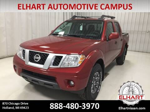 2020 Nissan Frontier for sale at Elhart Automotive Campus in Holland MI