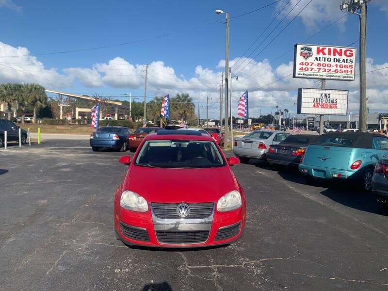 2010 Volkswagen Jetta for sale at King Auto Deals in Longwood FL