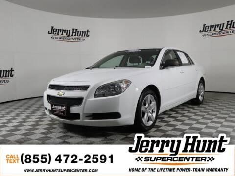 2012 Chevrolet Malibu for sale at Jerry Hunt Supercenter in Lexington NC