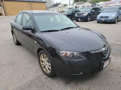 2007 Mazda MAZDA3 for sale at ROYAL AUTO SALES INC in Omaha NE