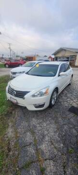 2014 Nissan Altima for sale at Chicago Auto Exchange in South Chicago Heights IL