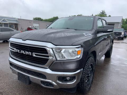 2019 RAM Ram Pickup 1500 for sale at Blake Hollenbeck Auto Sales in Greenville MI