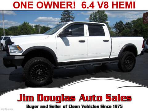 2016 RAM Ram Pickup 2500 for sale at Jim Douglas Auto Sales in Pontiac MI