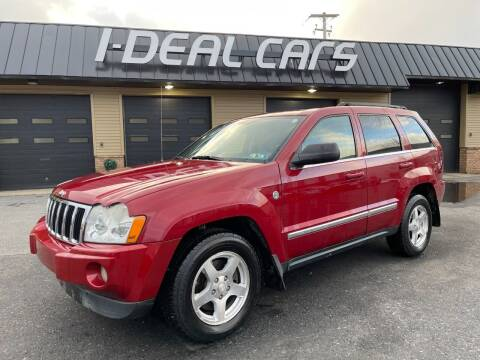 2006 Jeep Grand Cherokee for sale at I-Deal Cars in Harrisburg PA