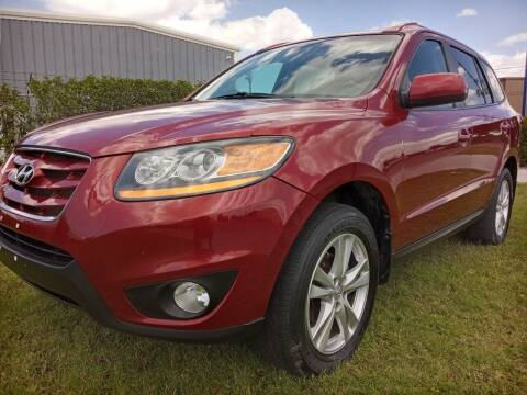 2011 Hyundai Santa Fe for sale at Affordable Auto in Ocoee FL