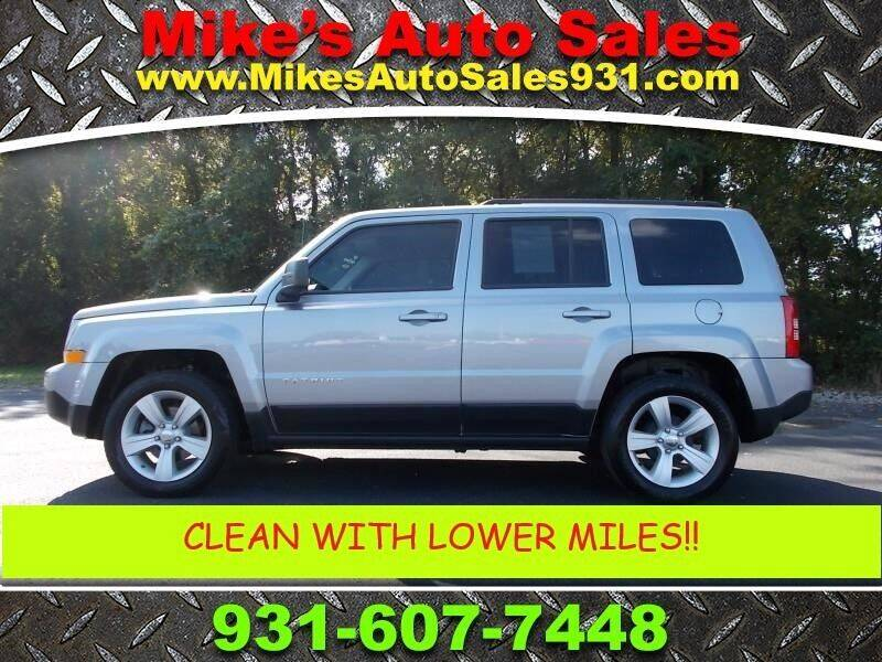 2016 Jeep Patriot for sale at Mike's Auto Sales in Shelbyville TN