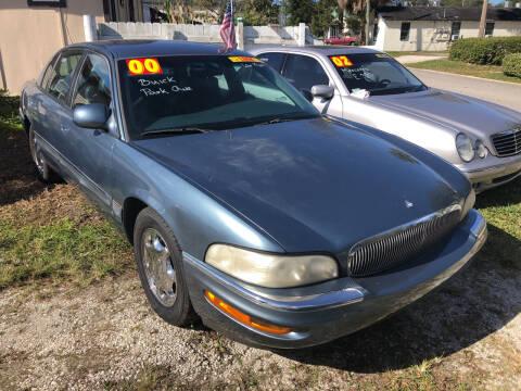 2000 Buick Park Avenue for sale at Castagna Auto Sales LLC in Saint Augustine FL
