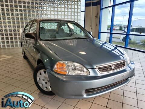1998 Honda Civic for sale at iAuto in Cincinnati OH