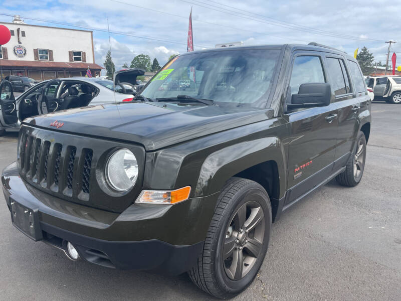 2016 Jeep Patriot for sale at Low Price Auto and Truck Sales, LLC in Brooks OR