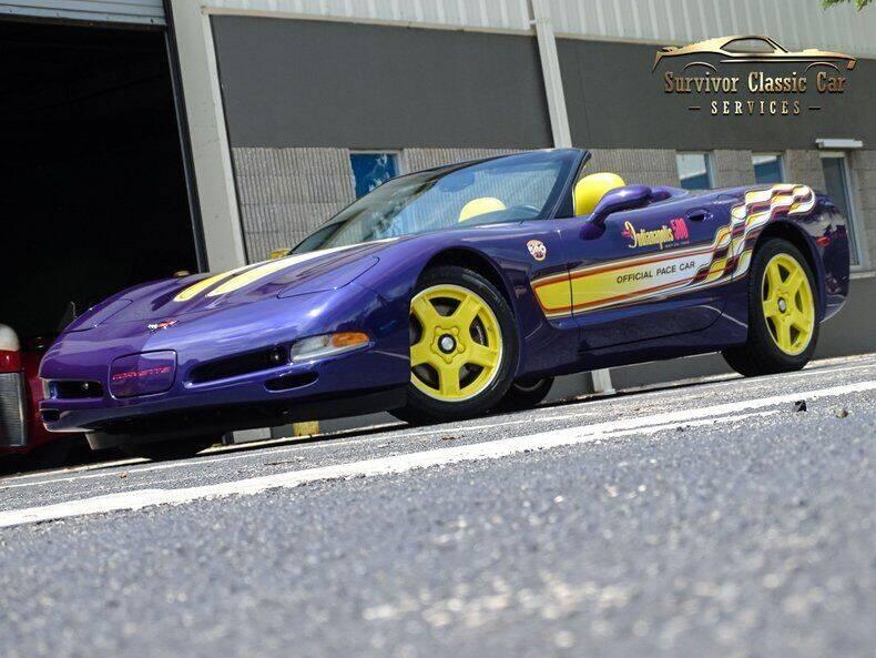 1998 Chevrolet Corvette for sale at SURVIVOR CLASSIC CAR SERVICES in Palmetto FL