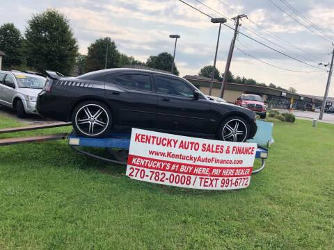 2007 Dodge Charger for sale at Kentucky Auto Sales & Finance in Bowling Green KY