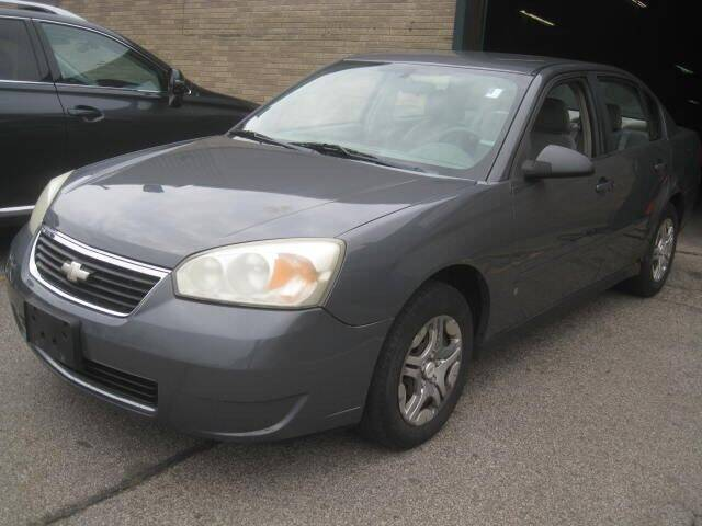 2007 Chevrolet Malibu for sale at ELITE AUTOMOTIVE in Euclid OH