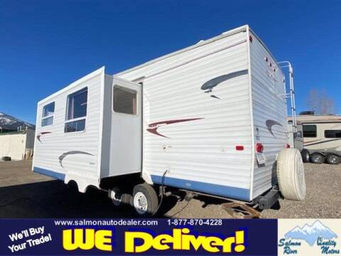 2005 Jayco M-27.5 BHS for sale at QUALITY MOTORS in Salmon ID