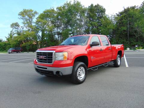 2010 GMC Sierra 2500HD for sale at CR Garland Auto Sales in Fredericksburg VA