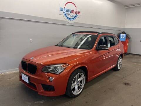 2015 BMW X1 for sale at WCG Enterprises in Holliston MA