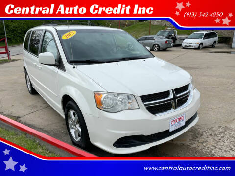 2013 Dodge Grand Caravan for sale at Central Auto Credit Inc in Kansas City KS