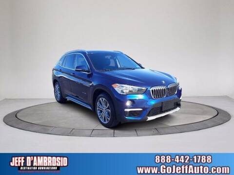 2017 BMW X1 for sale at Jeff D'Ambrosio Auto Group in Downingtown PA