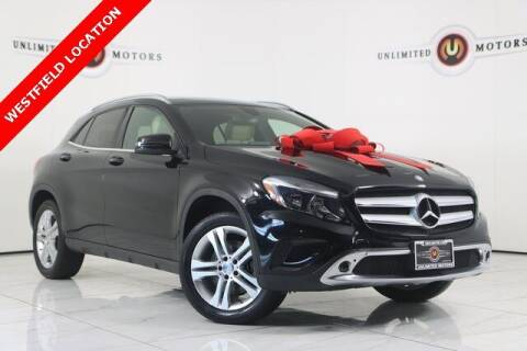 2016 Mercedes-Benz GLA for sale at INDY'S UNLIMITED MOTORS - UNLIMITED MOTORS in Westfield IN