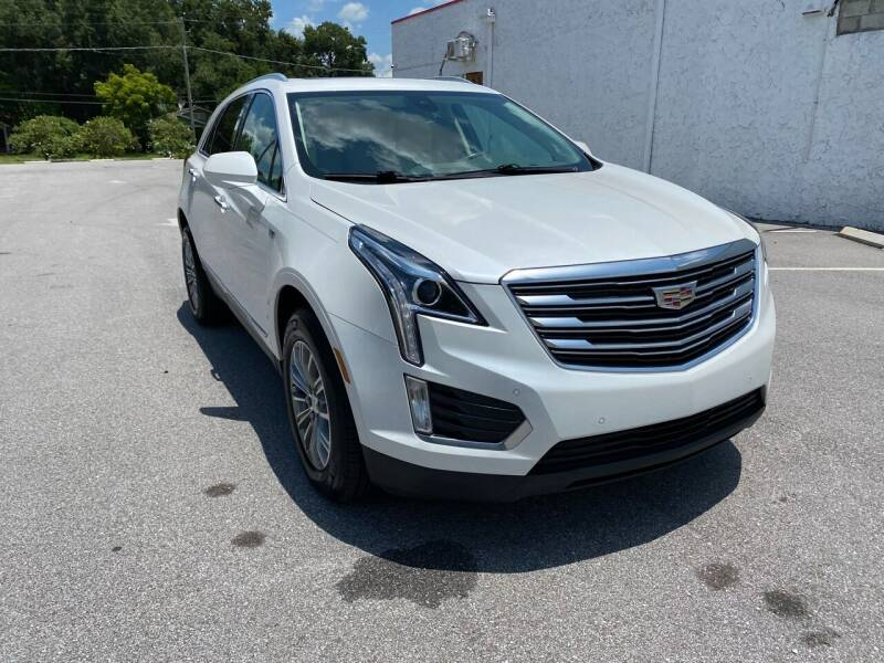 2017 Cadillac XT5 for sale at LUXURY AUTO MALL in Tampa FL