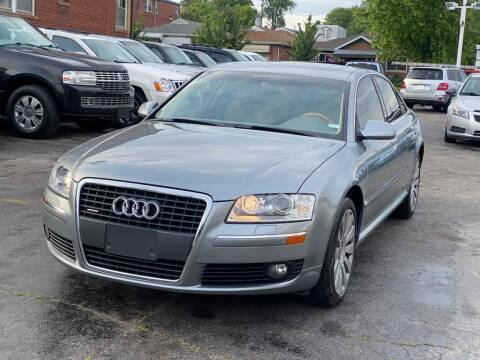 2006 Audi A8 for sale at IMPORT Motors in Saint Louis MO