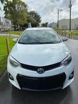 2016 Toyota Corolla for sale at Roadmaster Auto Sales in Pompano Beach FL