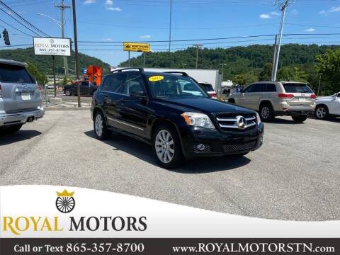 2012 Mercedes-Benz GLK for sale at ROYAL MOTORS LLC in Knoxville TN