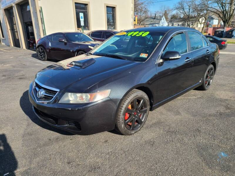 2004 Acura TSX for sale at Costas Auto Gallery in Rahway NJ