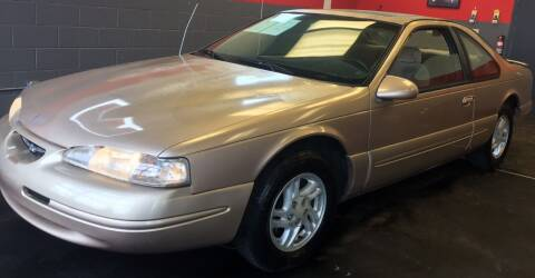 1996 Ford Thunderbird for sale at D & J AUTO EXCHANGE in Columbus IN