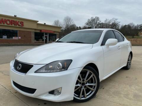 2008 Lexus IS 250 for sale at Gwinnett Luxury Motors in Buford GA