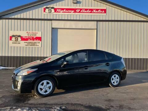 2011 Toyota Prius for sale at Highway 9 Auto Sales - Visit us at usnine.com in Ponca NE