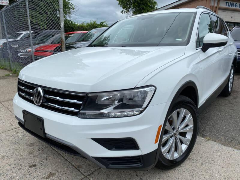 2018 Volkswagen Tiguan for sale at Seaview Motors and Repair LLC in Bridgeport CT