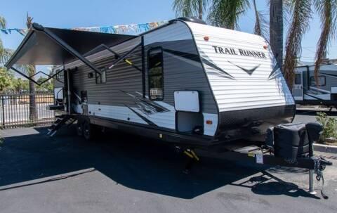 2021 Heartland Trail Runner 31DB for sale at GQC AUTO SALES in San Bernardino CA