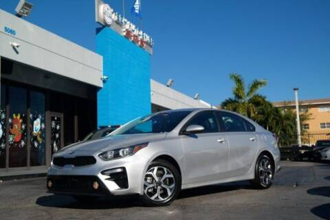 2019 Kia Forte for sale at Tech Auto Sales in Hialeah FL