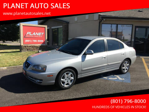 2006 Hyundai Elantra for sale at PLANET AUTO SALES in Lindon UT