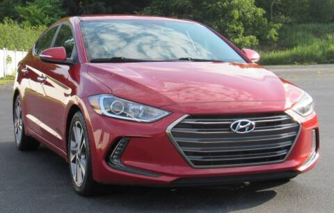 2017 Hyundai Elantra for sale at Car Culture in Warren OH