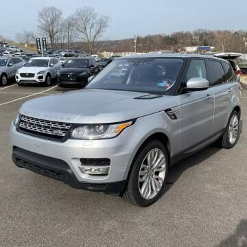 2017 Land Rover Range Rover Sport for sale at Coast to Coast Imports in Fishers IN