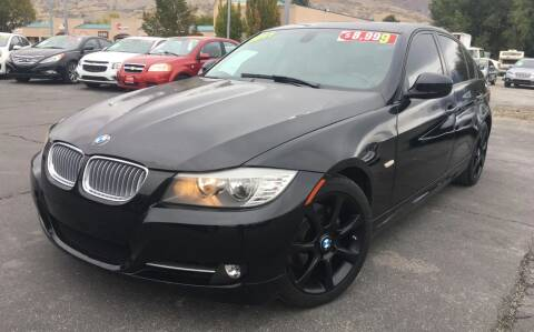 2011 BMW 3 Series for sale at PLANET AUTO SALES in Lindon UT