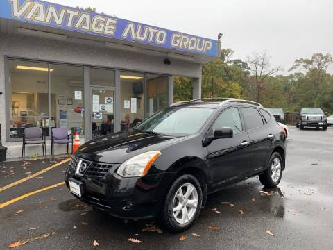 2010 Nissan Rogue for sale at Vantage Auto Group in Brick NJ