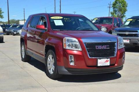 2011 GMC Terrain for sale at AP Auto Brokers in Longmont CO