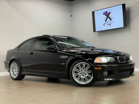 2002 BMW M3 for sale at TX Auto Group in Houston TX
