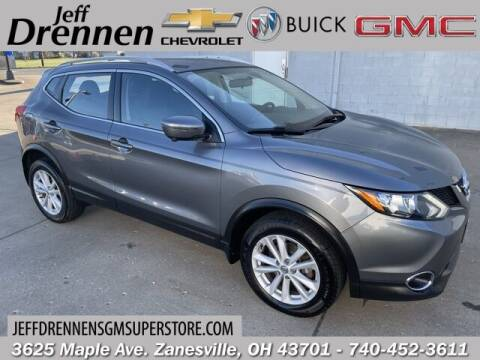 2017 Nissan Rogue Sport for sale at Jeff Drennen GM Superstore in Zanesville OH