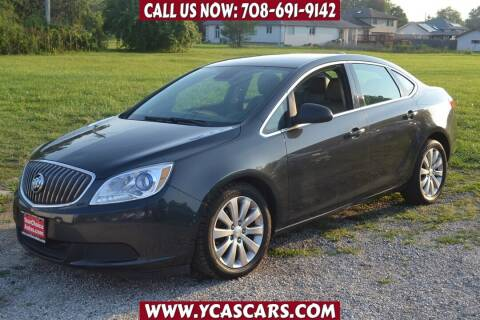 2015 Buick Verano for sale at Your Choice Autos - Crestwood in Crestwood IL
