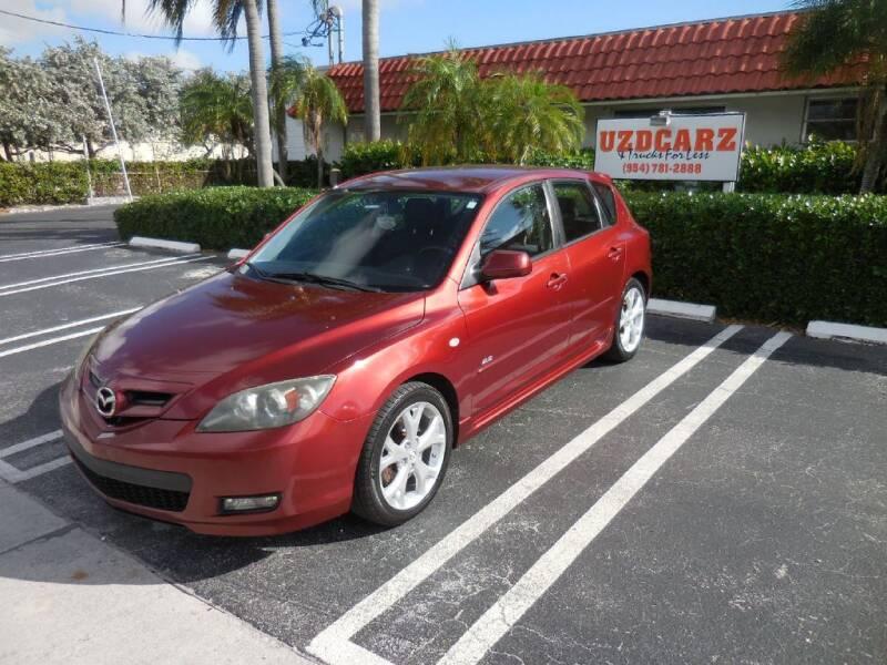 2009 Mazda MAZDA3 for sale at Uzdcarz Inc. in Pompano Beach FL
