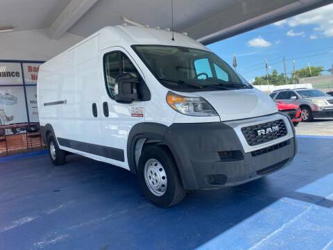 2014 RAM ProMaster Cargo for sale at ELITE AUTO WORLD in Fort Lauderdale FL